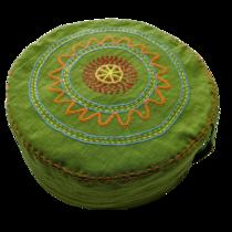 Meditační sedák Zelený zen
