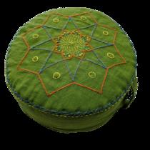 Meditační sedák Zelená mantra